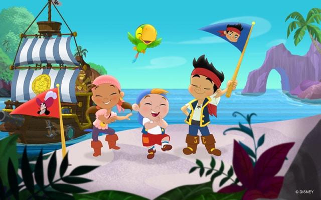 Rai yoyo jake e i pirati dell isola che non c è
