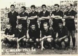 Disperso Benitez, campione d'Europa '63