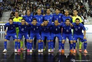 Calcio a 5:Italia,convocati 24 giocatori