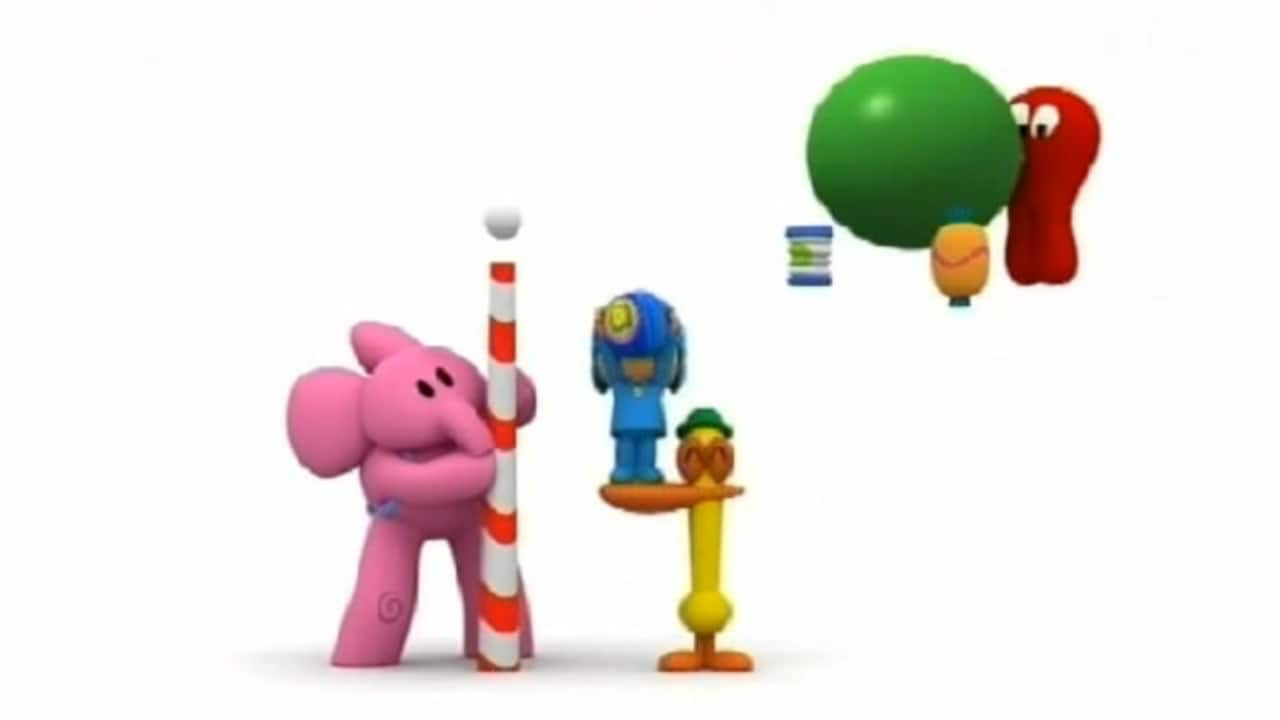 Rai Yoyo Let's Go Pocoyo - S1E14 - Party Time