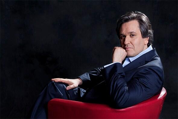 """Risultati immagini per Antonio Pappano e l'Accademia Nazionale di Santa Cecilia"""" rai"""
