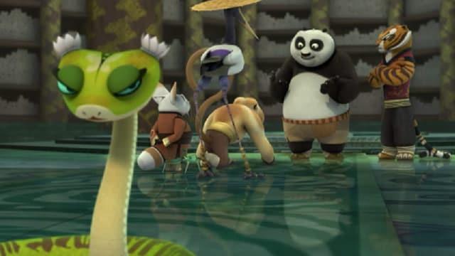 Rai Gulp Kung Fu Panda - S3E8