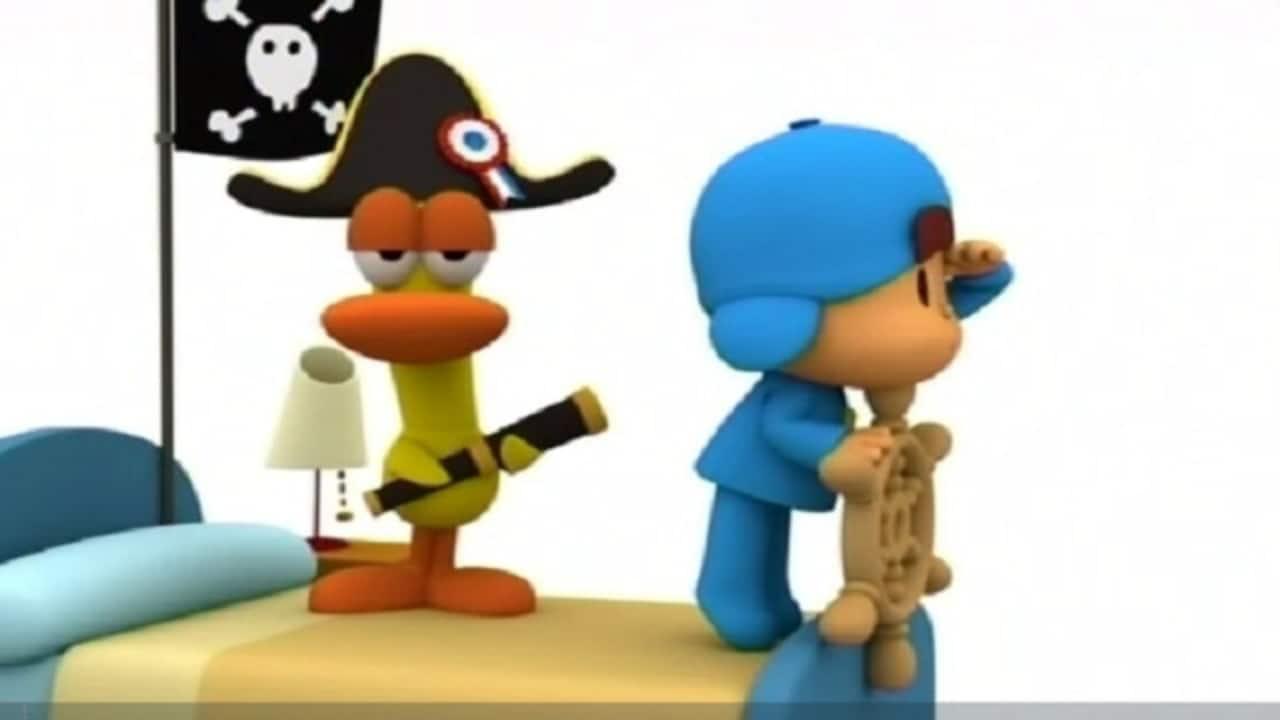 Rai Yoyo Let's Go Pocoyo - S1E31 - Ahoy, Pocoyo
