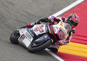 Moto2: Aragon, Lowes in pole position