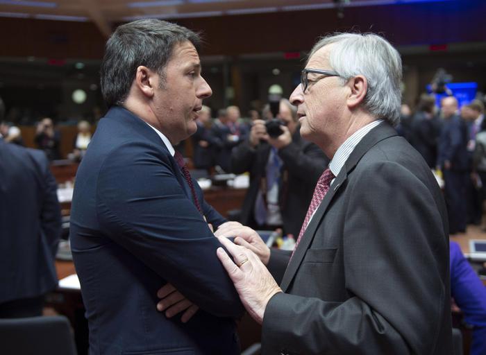 Juncker: Italia ci attacca a torto, beneficia di flessibilità