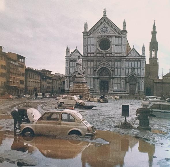 Alluvione di Firenze