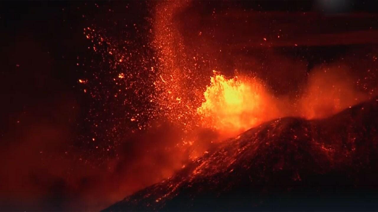 Rai 5 Wild Italy: Vulcani nati dal mare - S3E2
