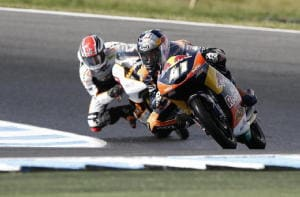 Australia: pole di Binder in Moto3