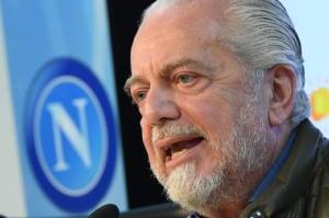 Napoli: De Laurentiis, Higuain ci teme