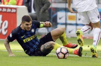 Inter: tifosi schierati con Icardi