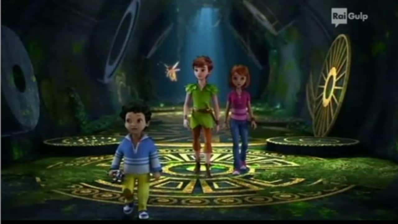 Rai Gulp Le nuove avventure di Peter Pan -  S2E17 - Il grande Chumbalaya