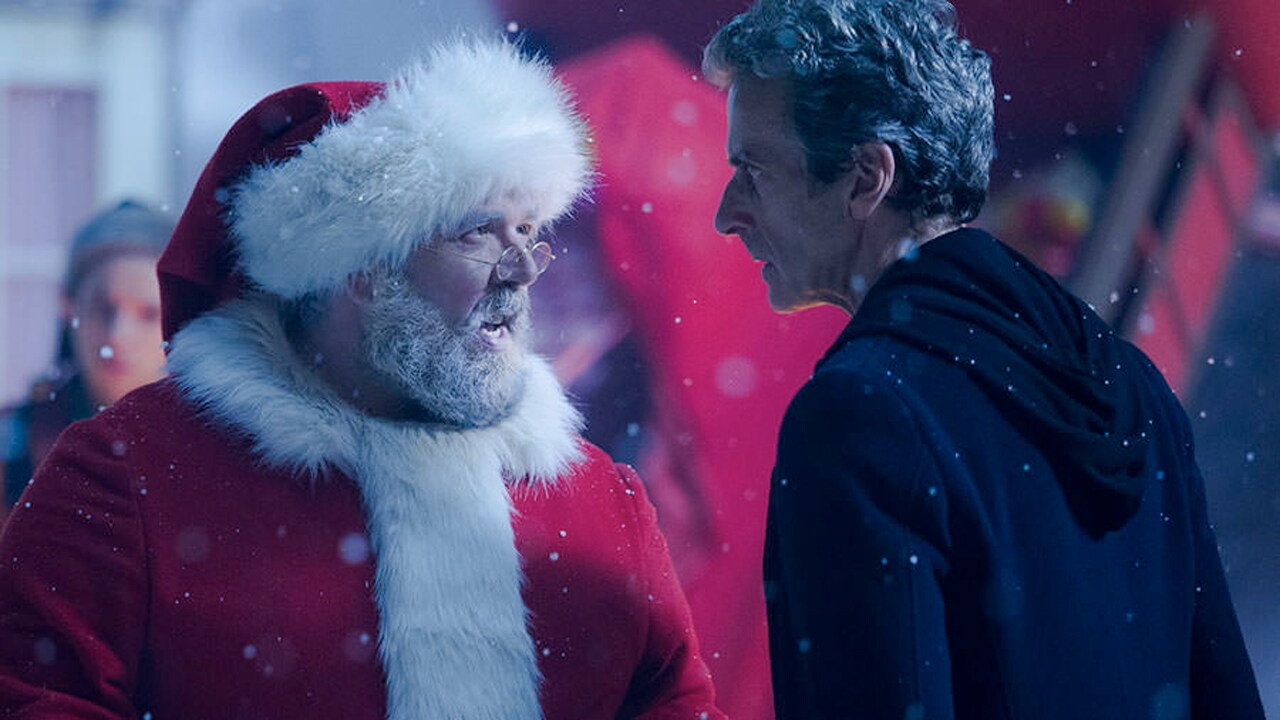 Rai 4 Doctor Who Special S9 - The Last Christmas