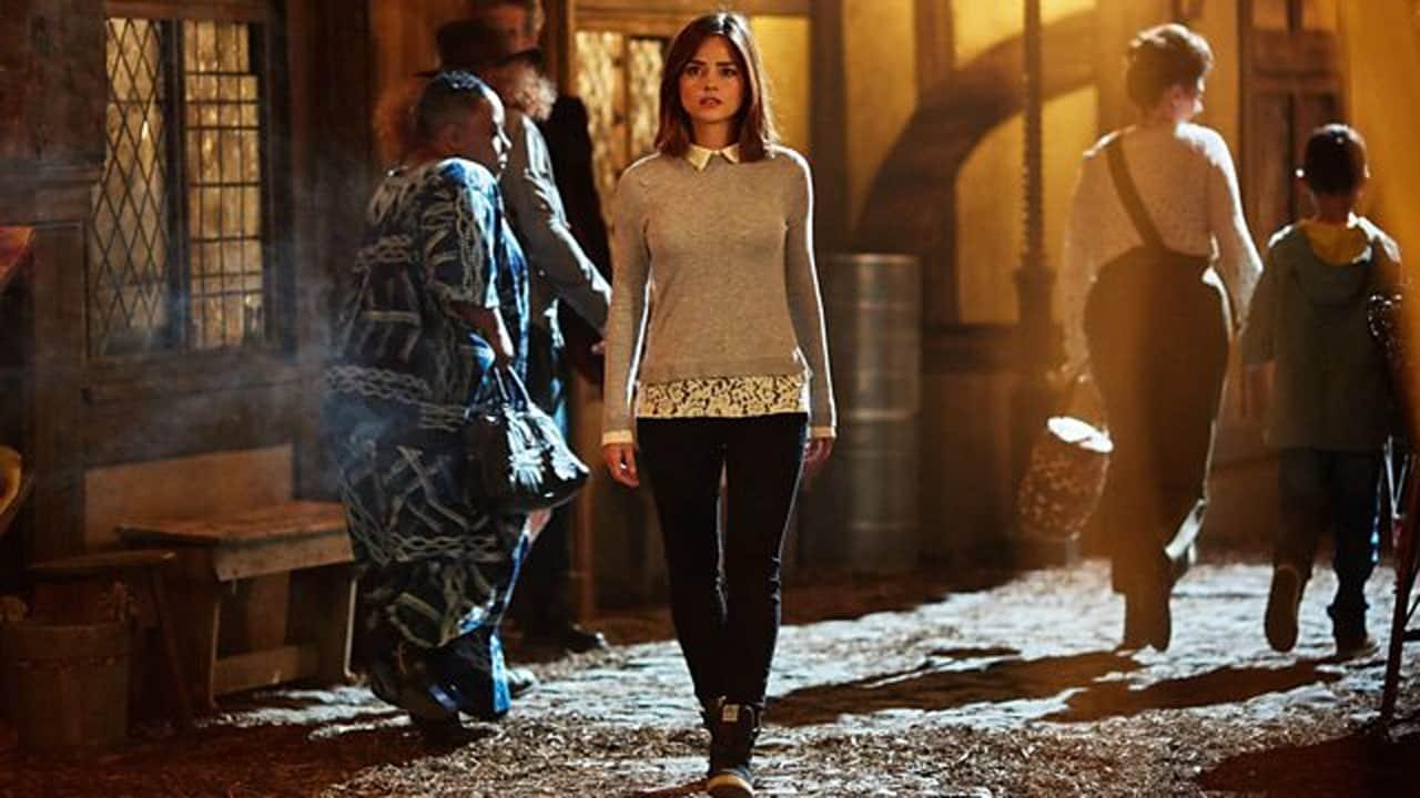 Rai 4 Doctor Who S9E10 - Affrontare il corvo