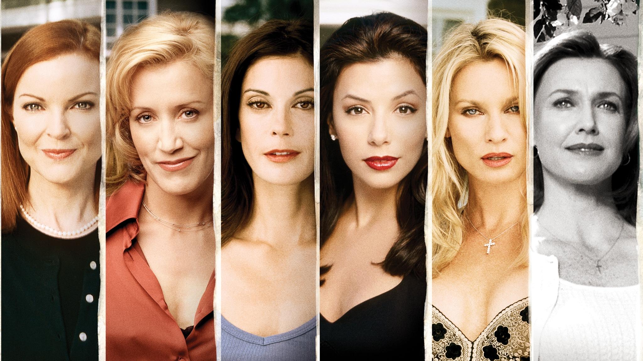 Rai 2 Desperate Housewives I segreti di Wisteria Lane