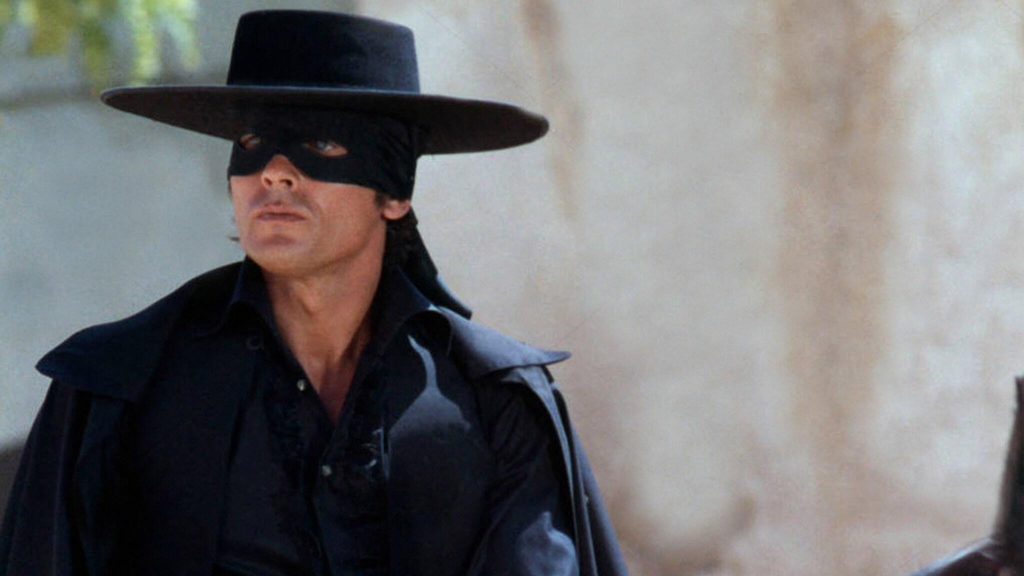 Rai Movie Zorro