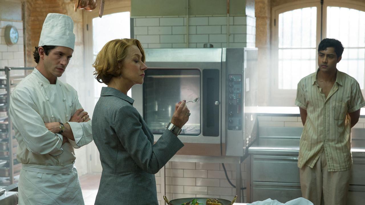 Amore cucina e curry Film