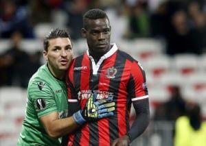 "Balotelli ""razzismo e' legale a Bastia?"""