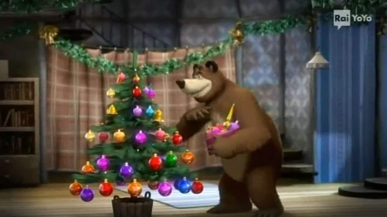 Rai Yoyo Masha e Orso - S1E3 - Buon Natale