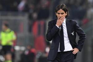 Lazio, Inzaghi ora pensiamo all'Udinese
