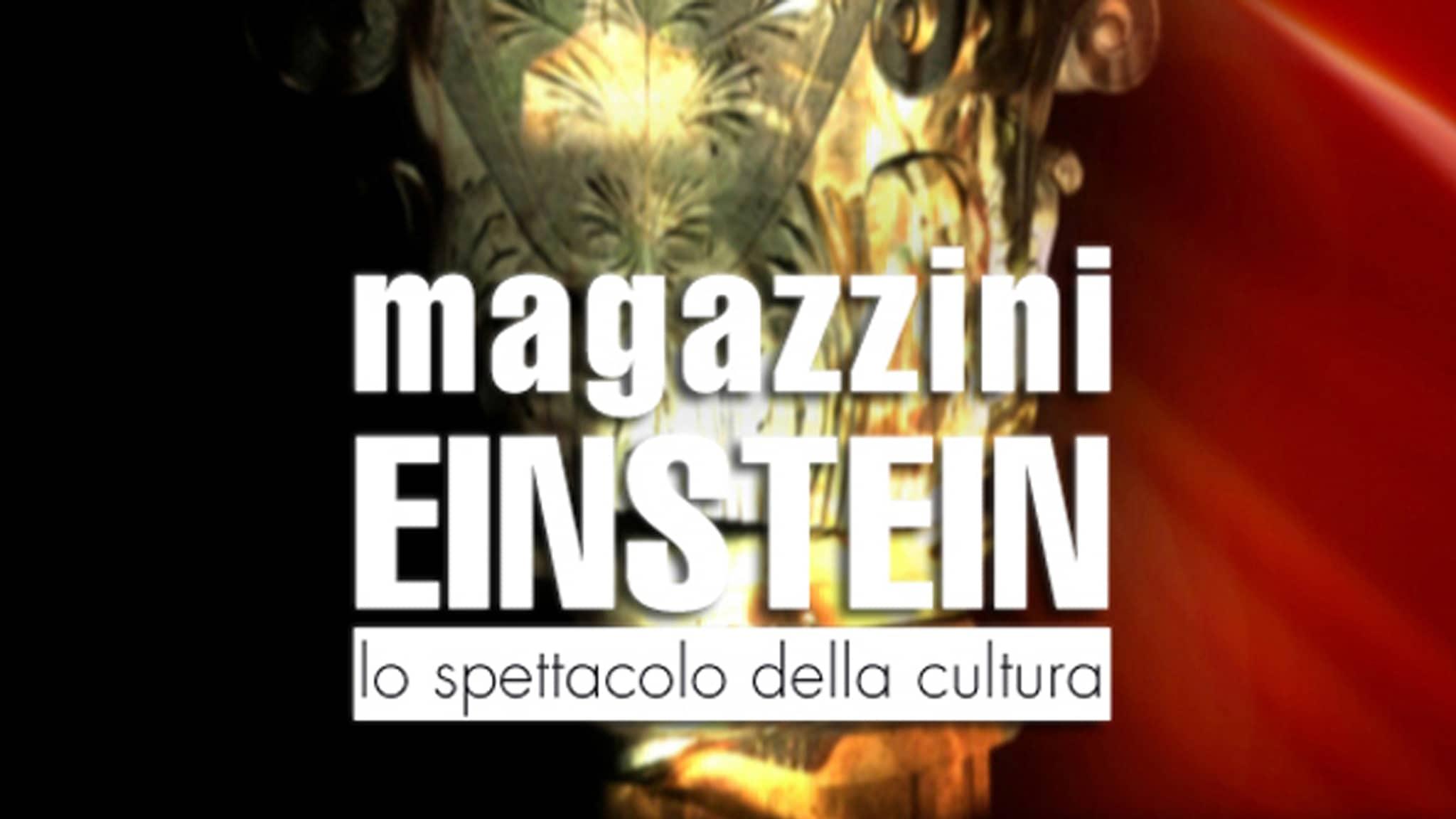 Magazzini Einstein - Speciale - Le arti al tempo della Grande Guerra