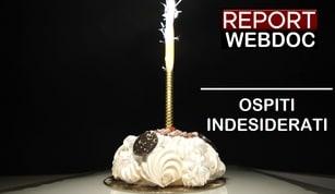 Report webdoc - ospiti indesiderati