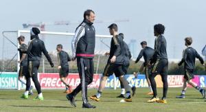Juventus: rientrano primi sei nazionali