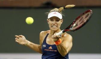 Tennis: Williams cede a Kerber primato