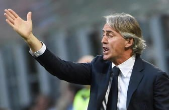 Mancini: addio a Inter? Perso tempo...
