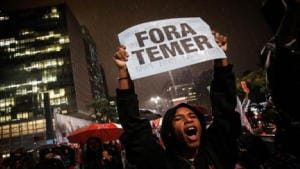 #ForaTemer: