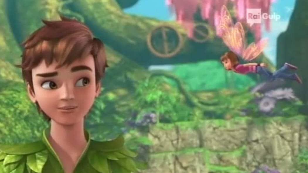 Rai Gulp Le nuove Avventure di Peter Pan - S2E5 - Wendy la fatina