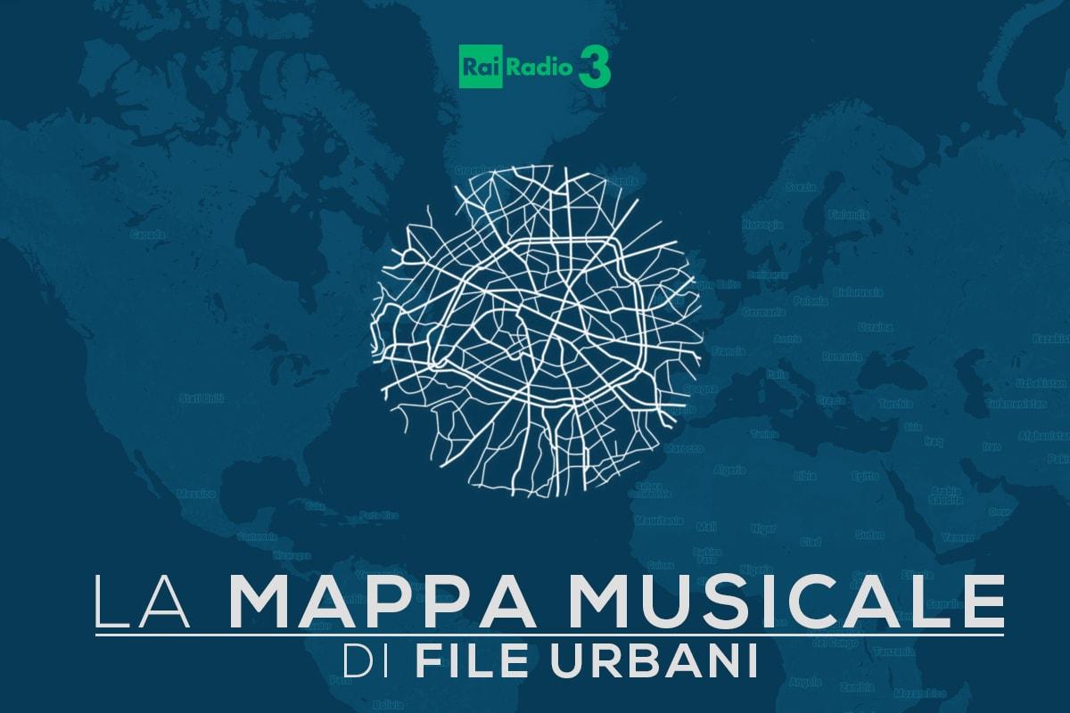 Mappa Musicale di File Urbani