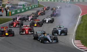 Canada: Vettel 4/o al via, poi la safety