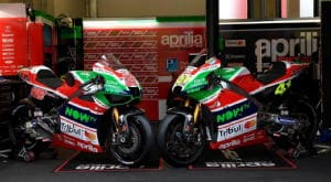 MotoGp: Aprilia in top ten con Sam Lowes
