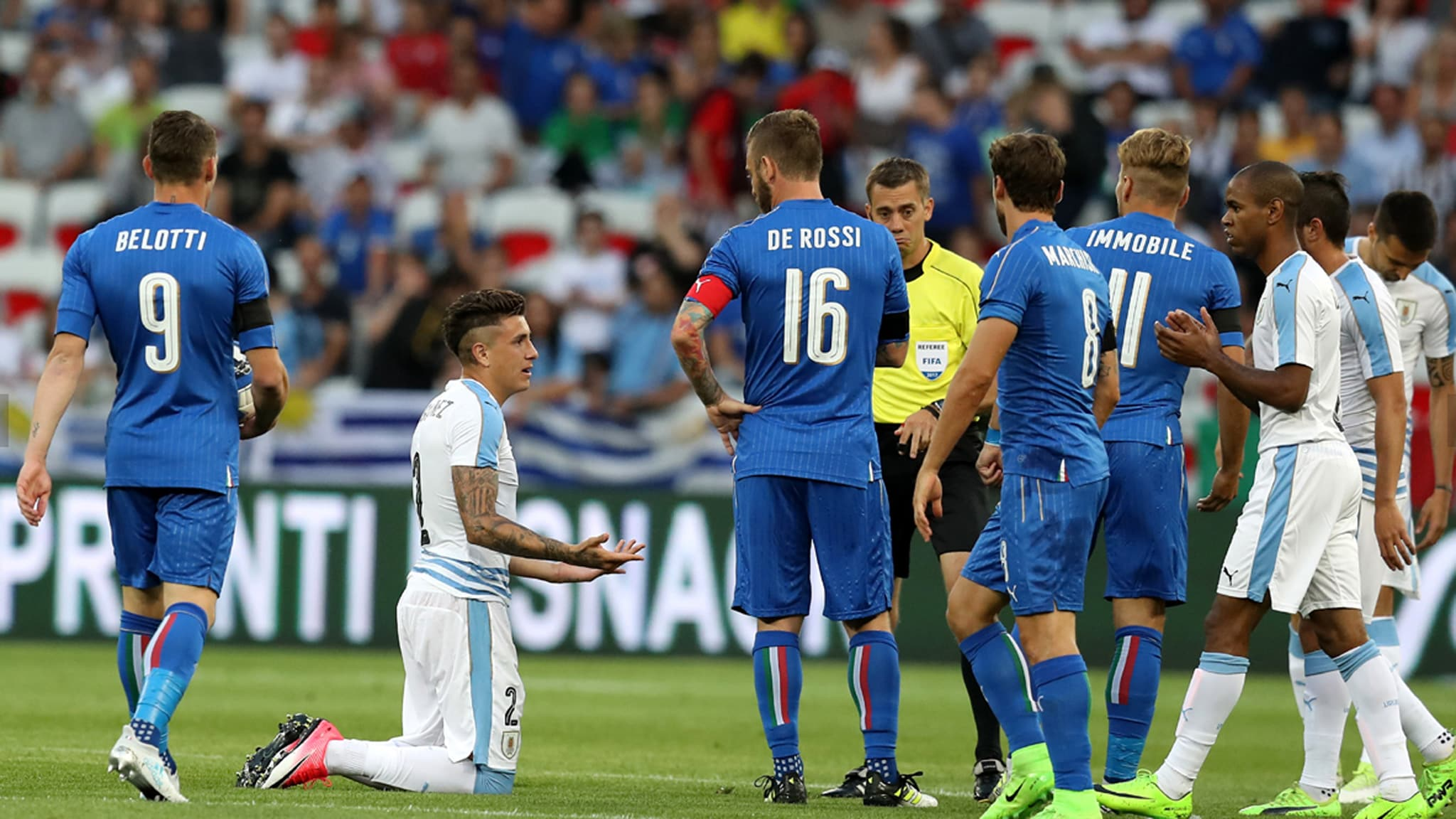 Rai 1 Qualificazione Europei 2020: Bosnia - Italia