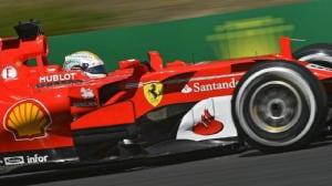 F1: Ungheria, Vettel ringrazia il team