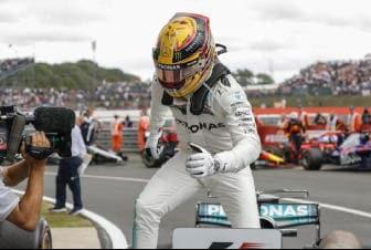 F1: mondiale ora Vettel a +1 su Hamilton