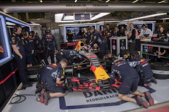 F1: Ricciardo penalizzato di 5 posizioni