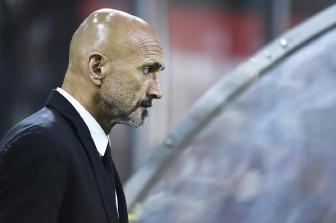 Spalletti, l'Inter può ancora crescere