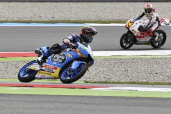 Gp Germania: Moto3, Canet conquista pole