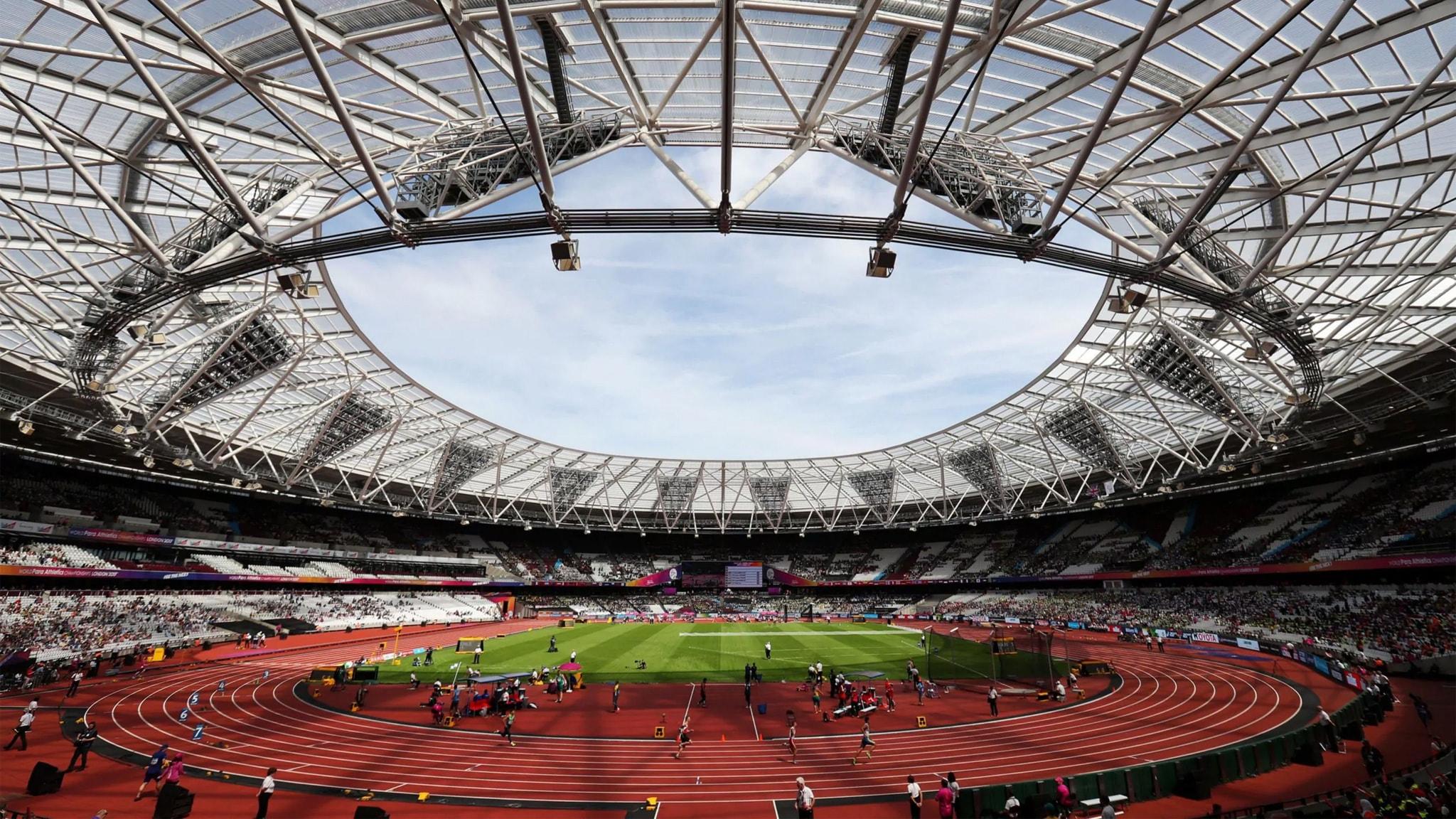 Rai Sport Magazine - Sport Paralimpici: Campionati Mondiali di Atletica Leggera (Dubai/UEA) 3a giornata