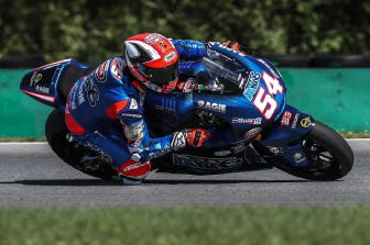 Moto: Austria, pole Pasini in Moto2