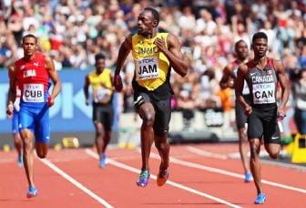 Mondiali atletica, ok la 4x100 Giamaica