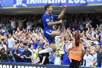 Fabregas-Morata, Chelsea 2-0 ad Everton