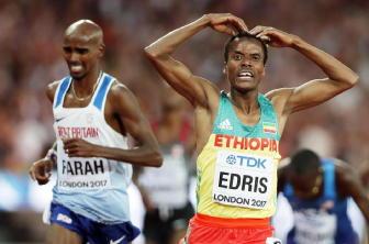 Atletica: Mondiali, Farah è solo argento