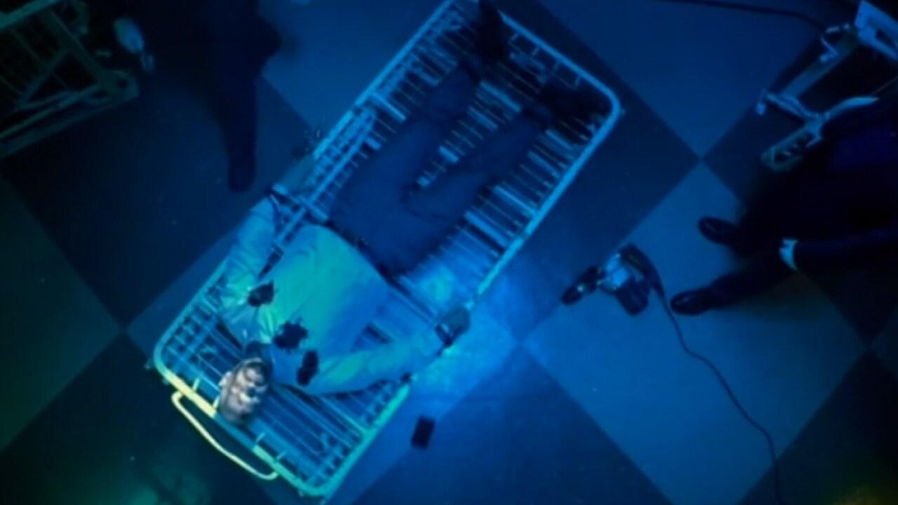 Rai 4 CSI: Cyber S2E8 -  Python