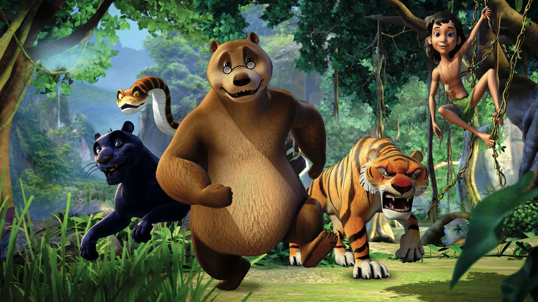 Rai Gulp The Jungle Book - S3E42