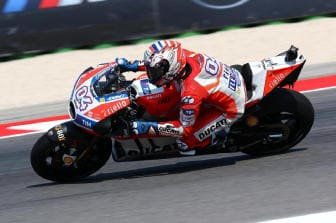 Moto: Dovizioso, bello podio a Misano