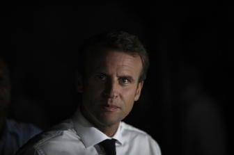 """Giochi: Macron """"Francia riconoscente"""""""