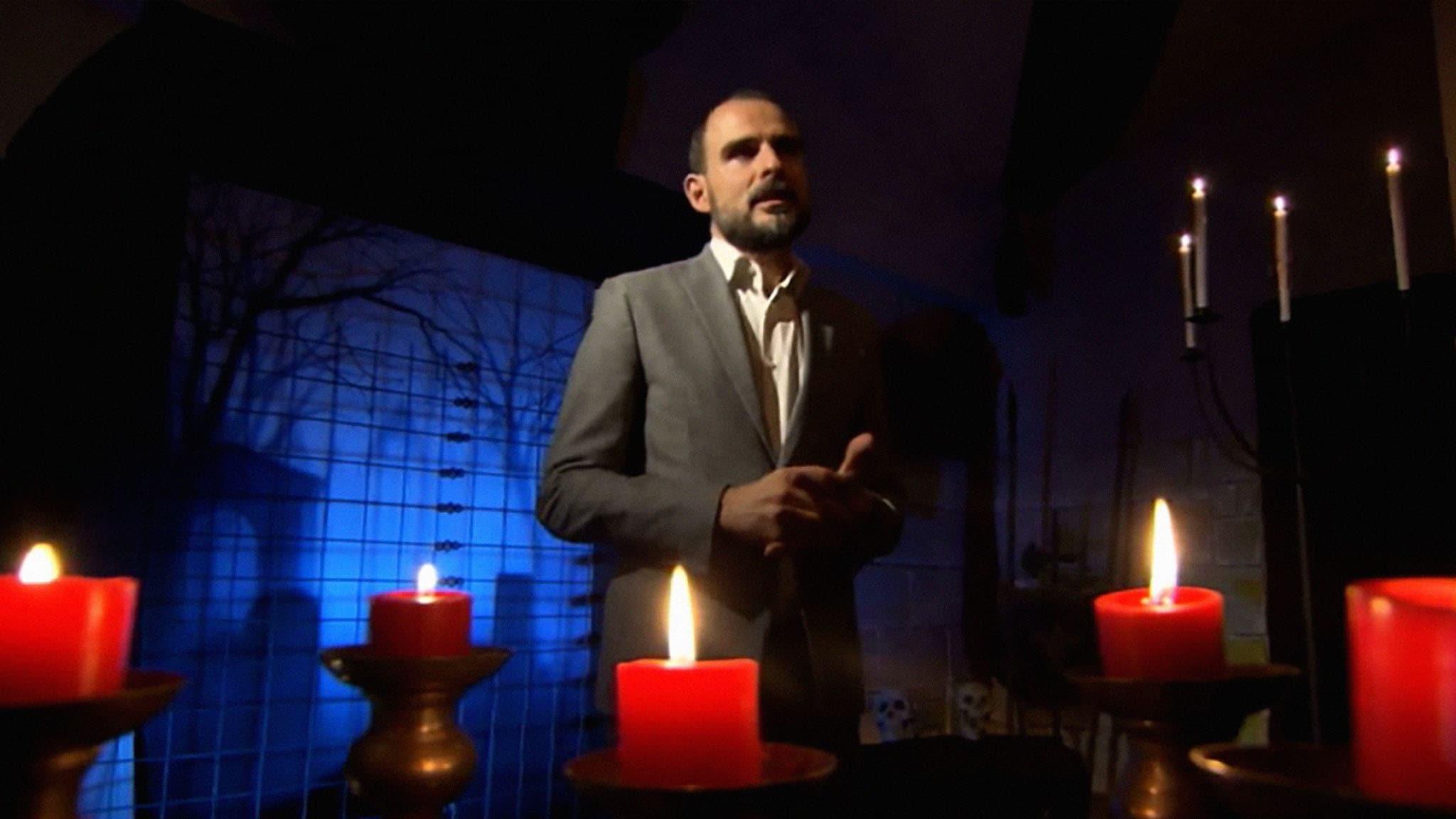 Rai Scuola Inglese DRACULA Fenomenologia del vampiro Replica