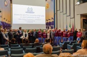 Sport e fair play, consegnati Award 2017